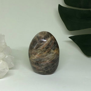 Black Moonstone Free Form BMFF01