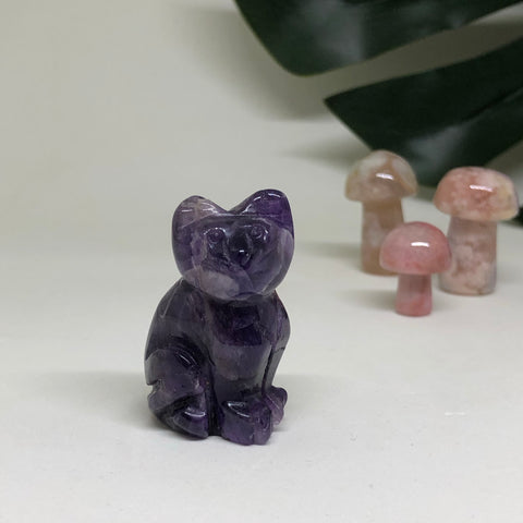 Amethyst Cat CT111