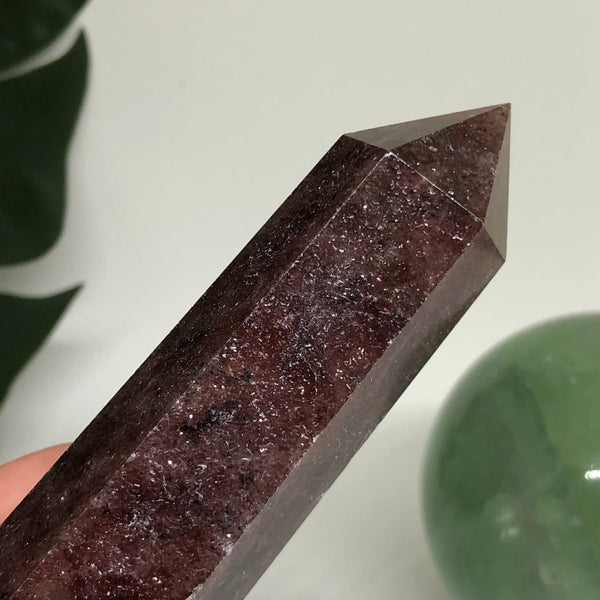 Strawberry Quartz Point SQP14