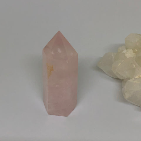 Rose Quartz Point - RQP4