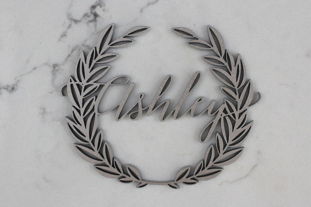 Athena Laurel Place Cards
