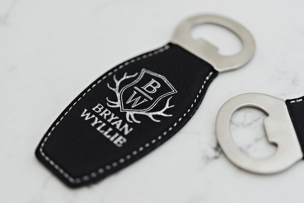Kingston Crest Bottle Opener