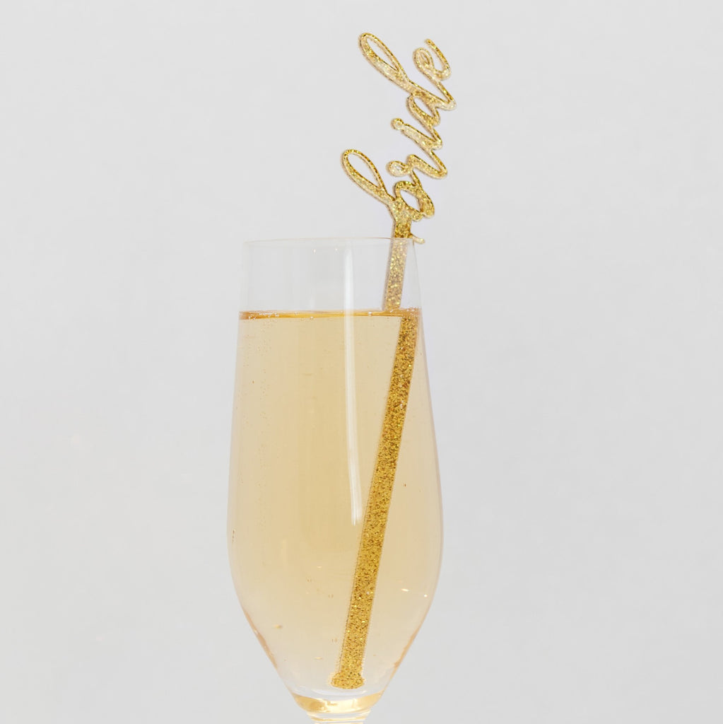 Bridal Drink Stirrer Set