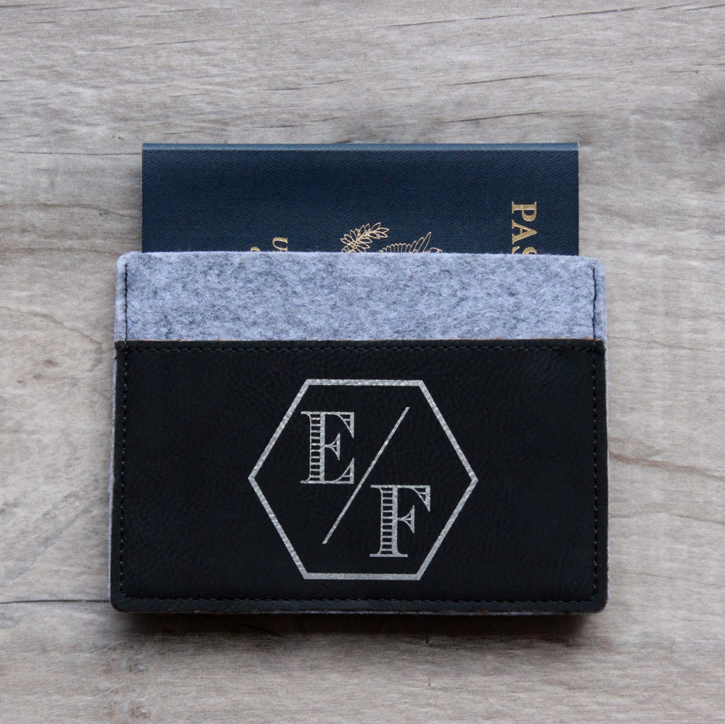 Monogram Passport Wallet