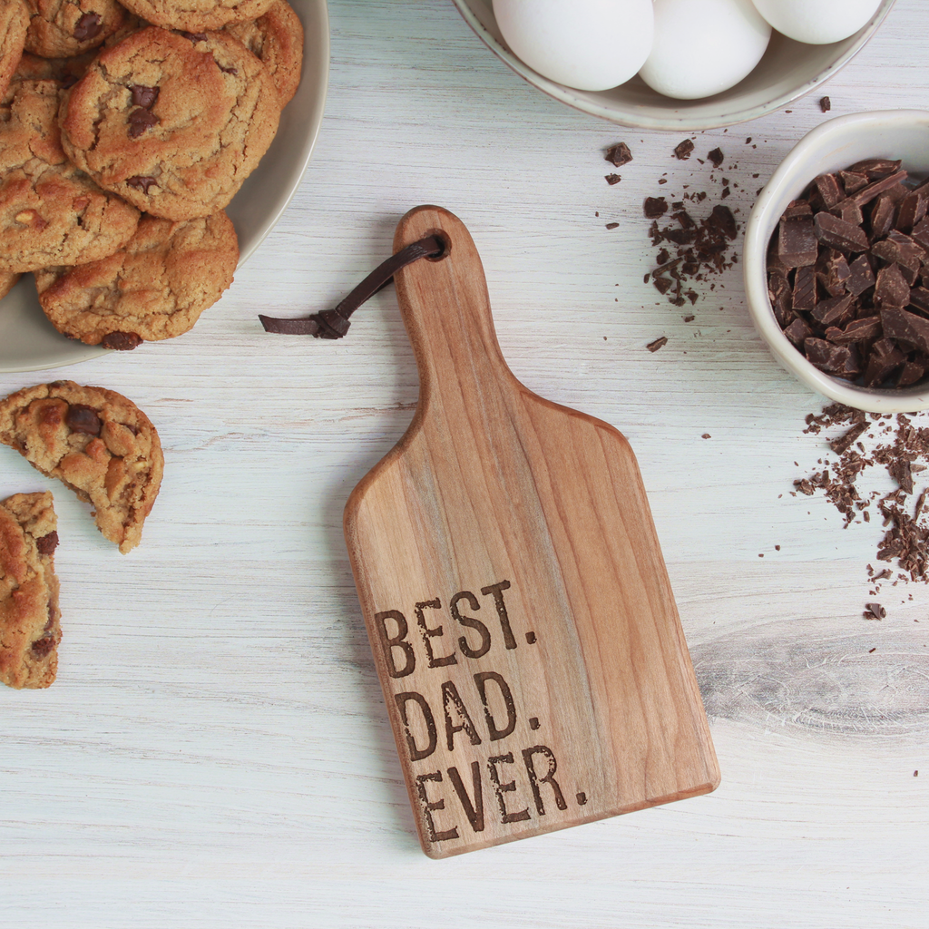 Father's Day Special Edition Mini Artisan Cutting Boards