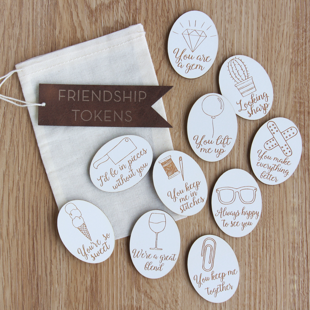 Friendship Token Set