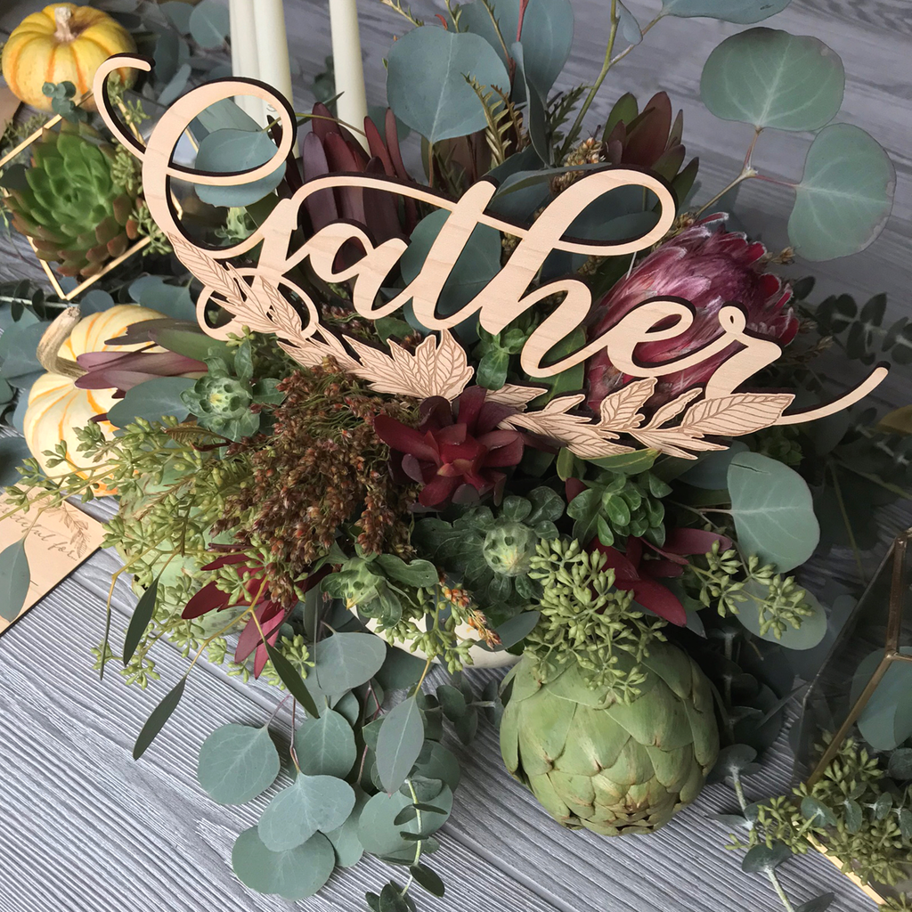 Gather Centerpiece Stick