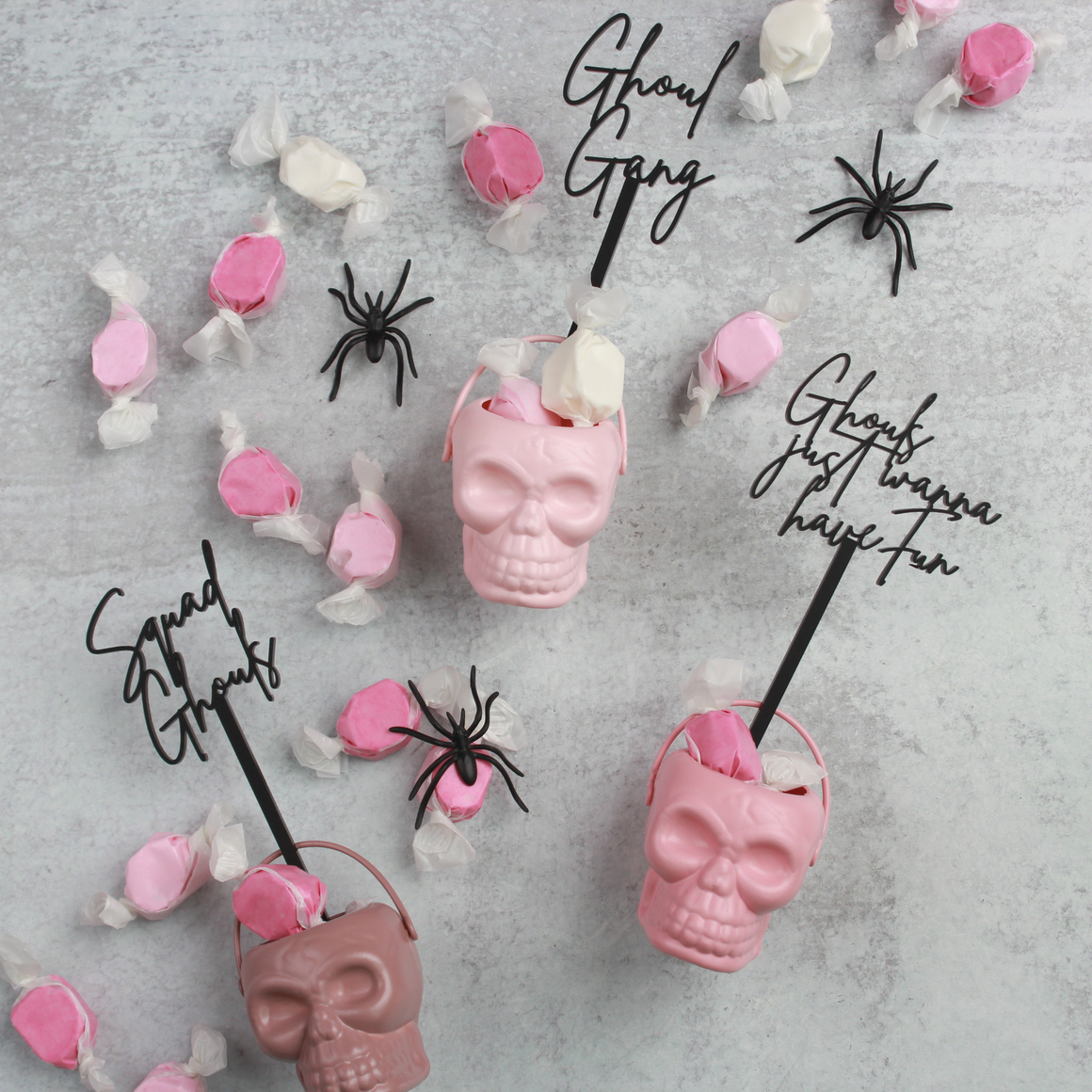 Ghoul Gang Stir Sticks