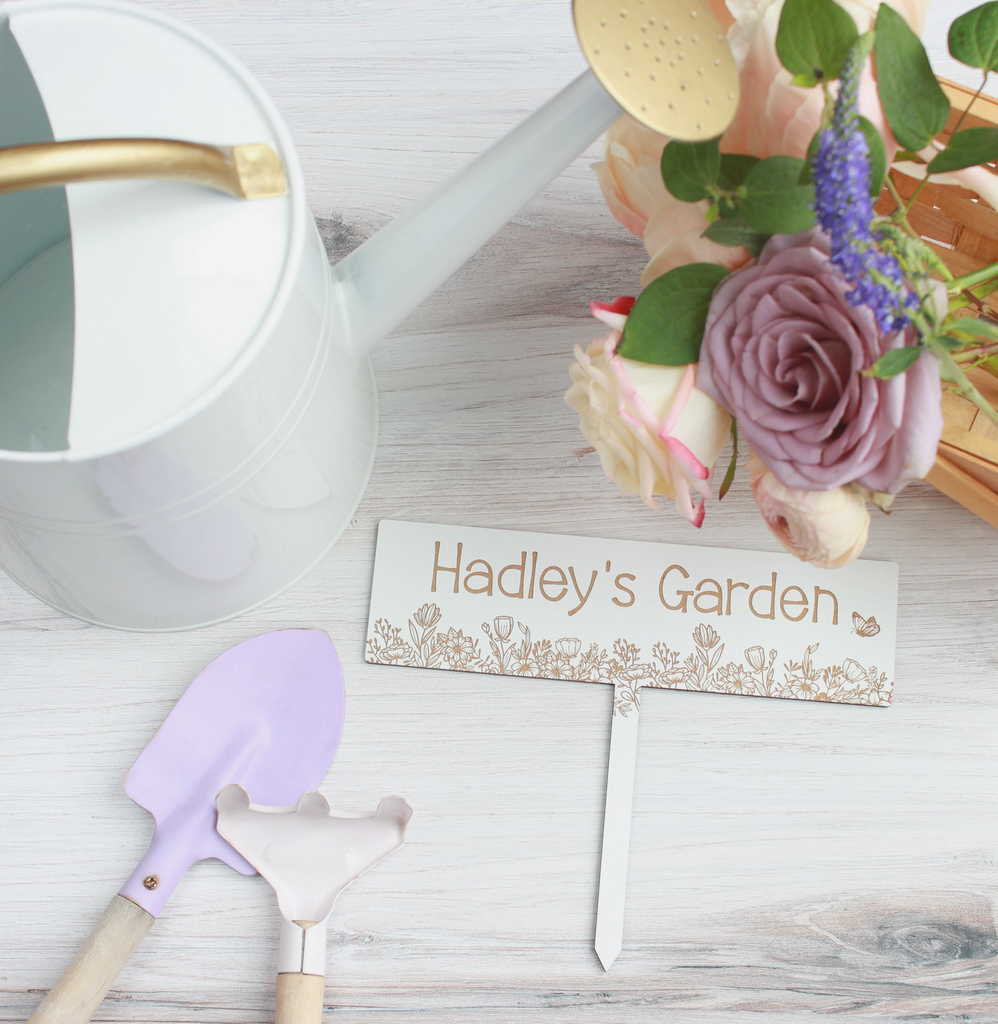 Kiddo Garden Signs