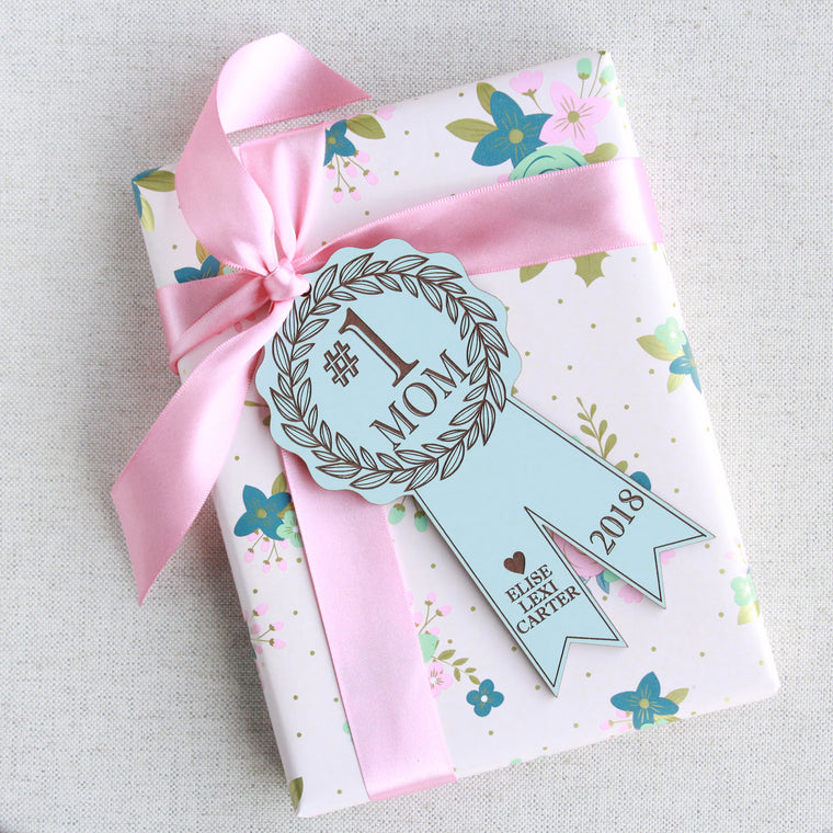 Mother's Day Prize Ribbons