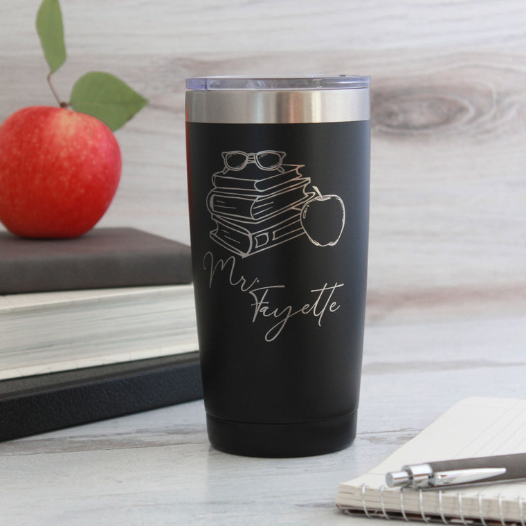 Teacher Gratitude - 20oz Tumbler