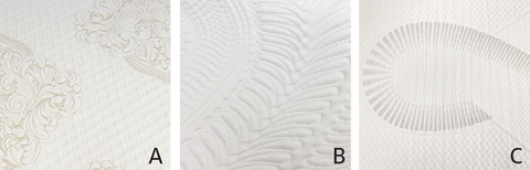 Cloud 9 Mattress fabric pattern choices