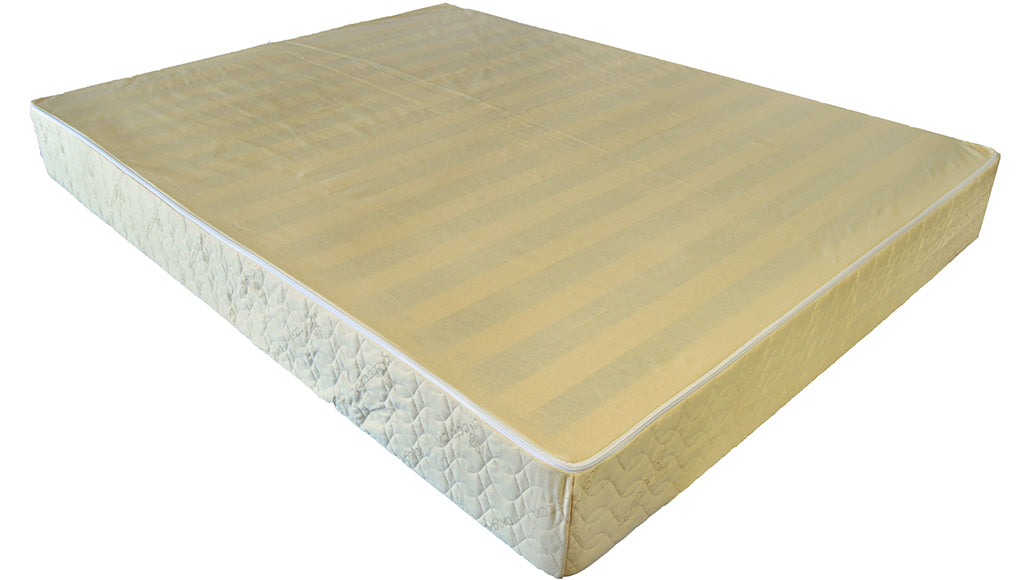 KD Wood Foundation, tan fabric cover