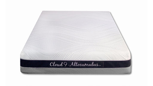 "Cloud 9, 8"" Altocumulus Closed Cell Foam Mattress, Plush"