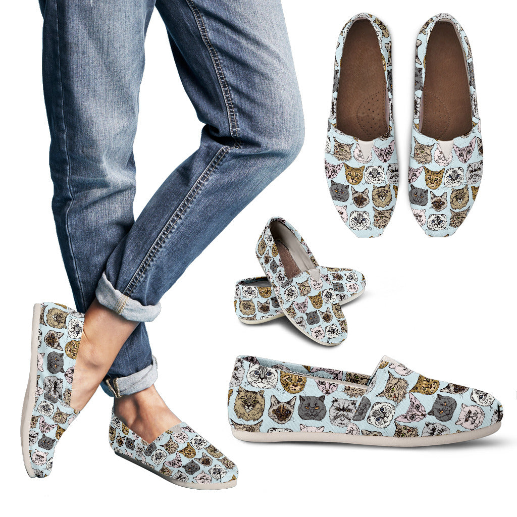 Cats Casual Slip-Ons - 24 Style