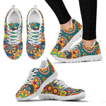 Trippy Circles Sneakers