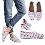 Flamingo Casual Slip-Ons