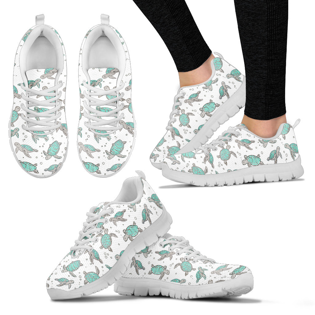 Sea Turtle Sneakers