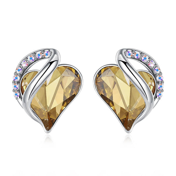 Infinite Love Birthcrystal Earrings