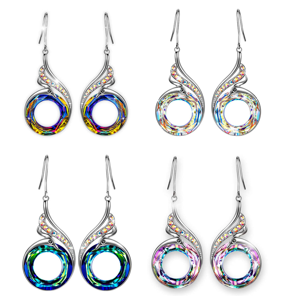 Phoenix Earrings Bundle