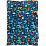 Under the Sea Fleece Blanket