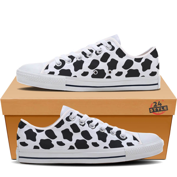 Cow Pattern Shoes