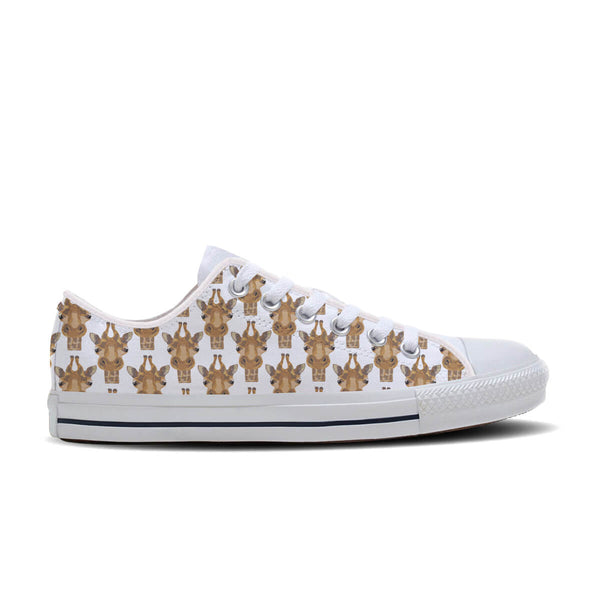 Giraffe Low Top Shoes