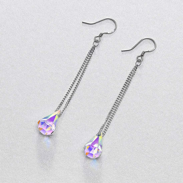 Northern Lights Teardrop Earrings - 24 Style