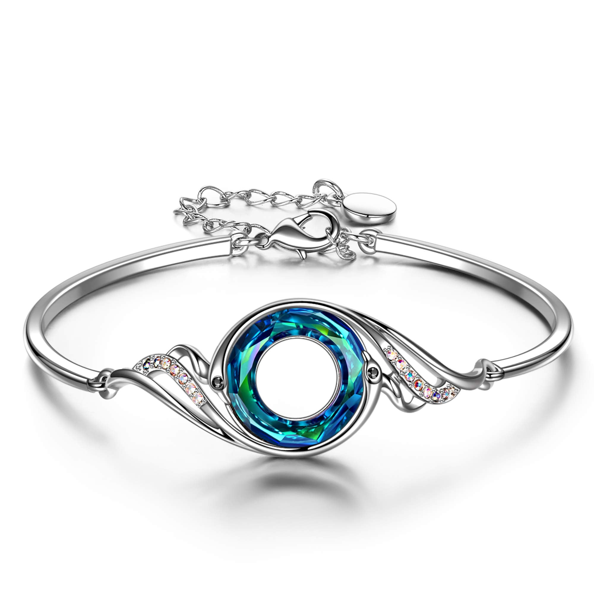 Rise of the Phoenix Blue Bangle - 24 Style