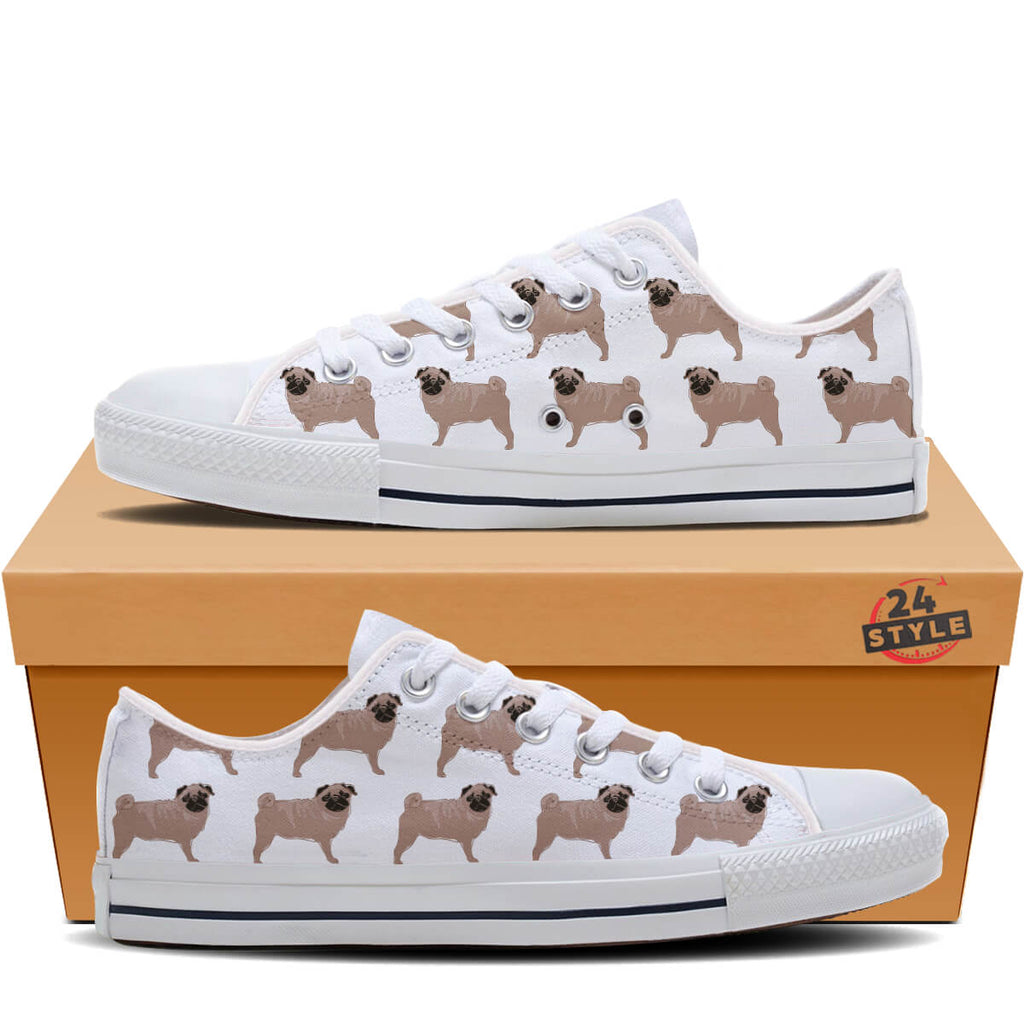 Pug Shoes - 24 Style