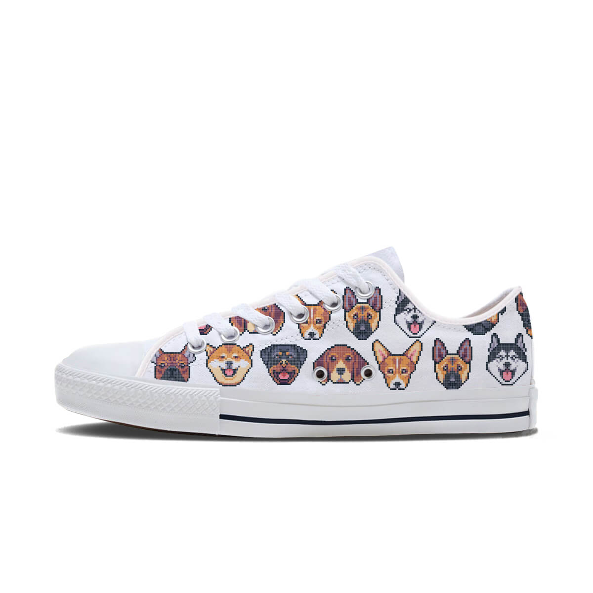 8Bit Dog Shoes - 24 Style