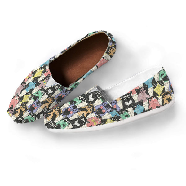 Smart Cats Slip-Ons - 24 Style