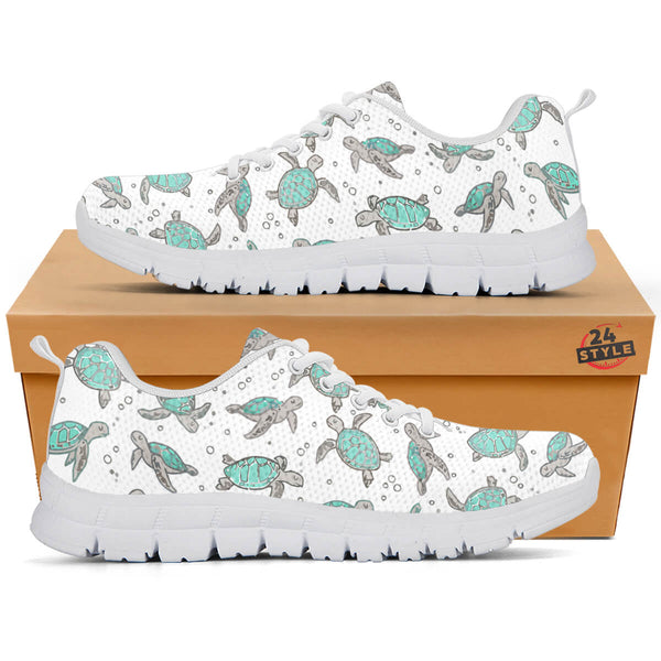 Sea Turtle Sneakers - 24 Style