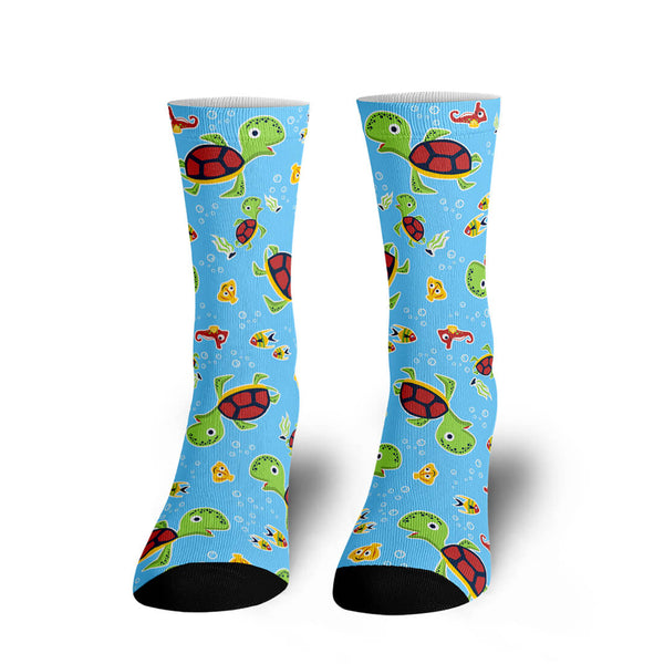 Turtle Socks