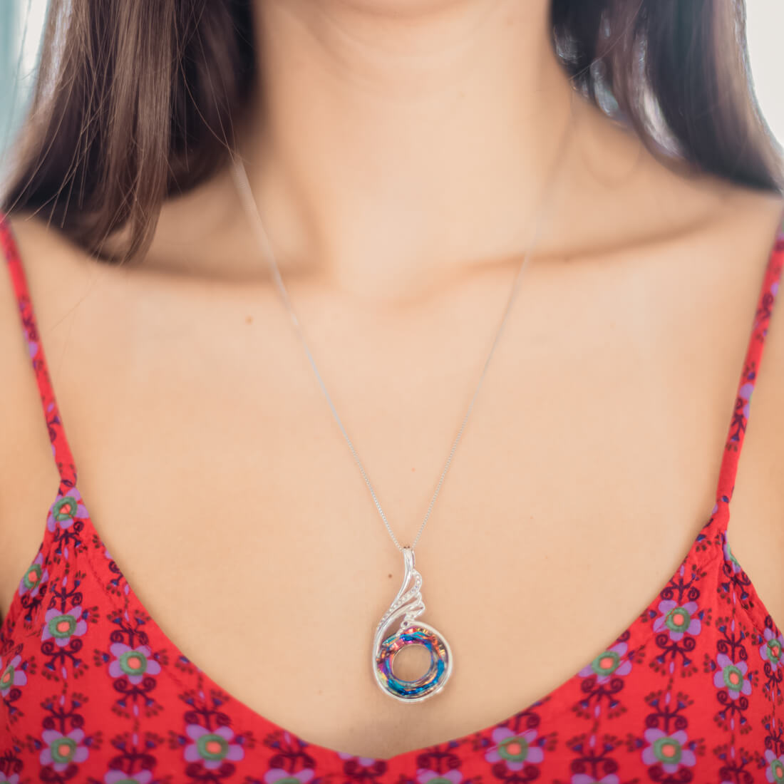 Rise of the Phoenix Necklace - 24 Style