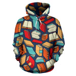 Book Pullover Hoodie