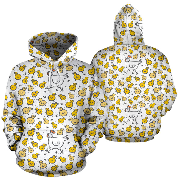 Baby Chicks Hoodie - 24 Style