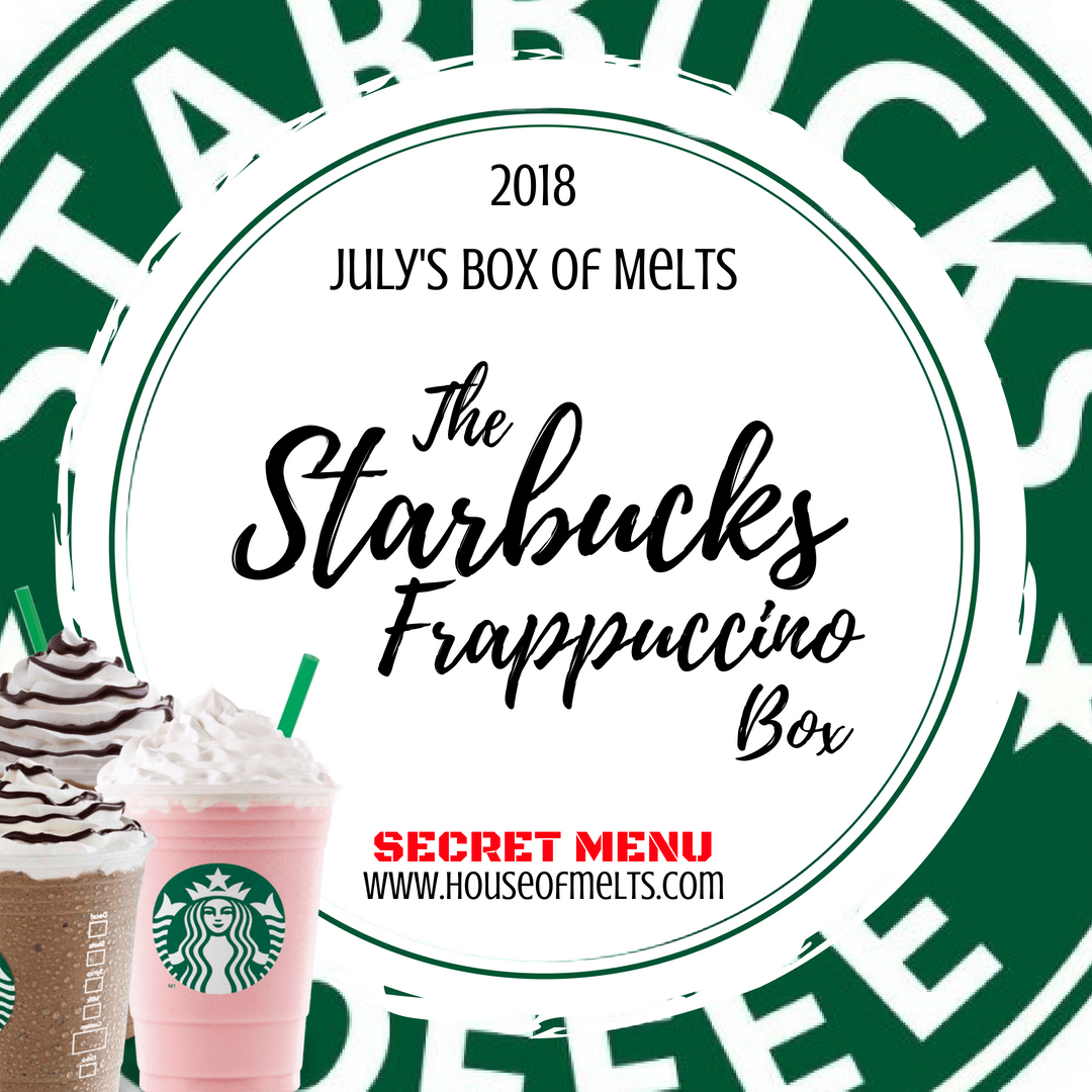 The Starbucks Frappuccino Box | House of Melts