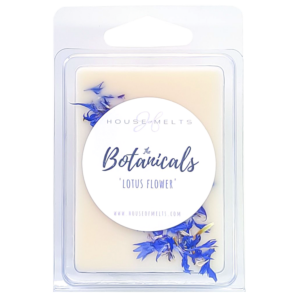 Handmade highly scented 'Floral' soy wax melts suited for electric warmers and tealight burners to help scent your desired space