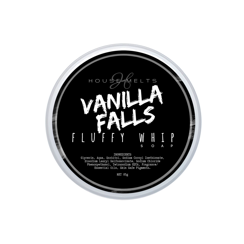 VANILLA FALLS - WHIPPED SOAP