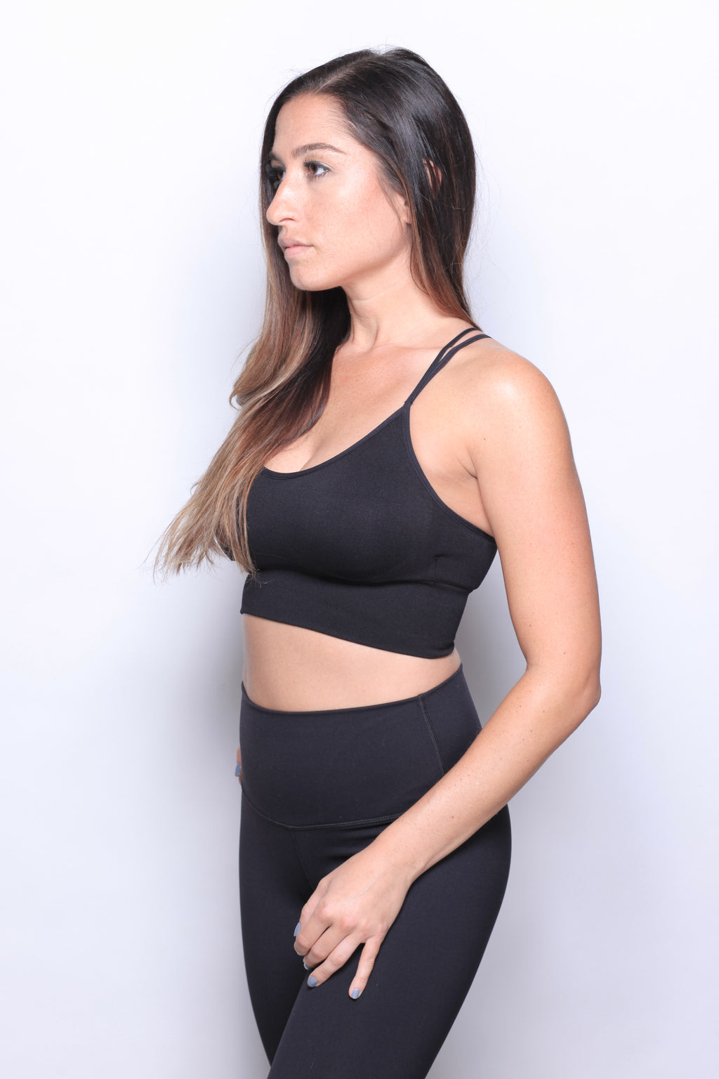 THKST Resolute Reborn Sports Bra - Black