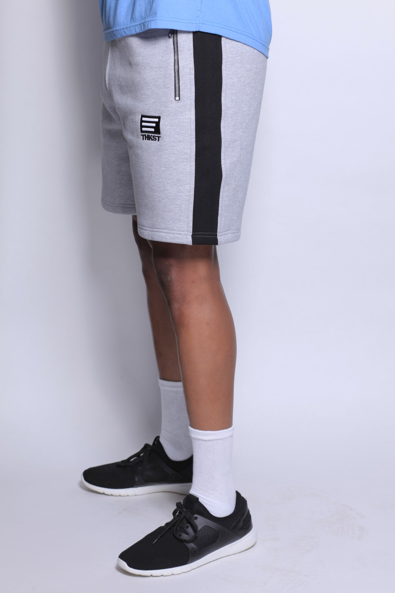THKST Vitalize Active Shorts - Grey
