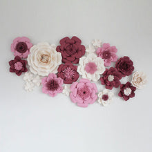 14 Piece Mixed Flower Set