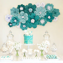 20 Piece Mixed Flower Set