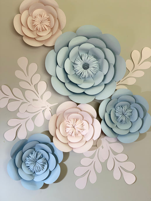 5 Piece Classic Flower Set