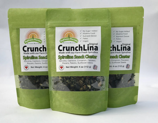 CrunchLina Original 4oz