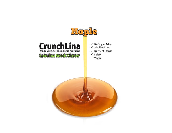 CrunchLina Maple 4oz