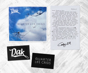 Quarter Life Crisis (CD BUNDLE)