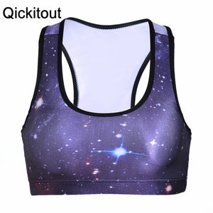 Women's Graphic Sports Bras