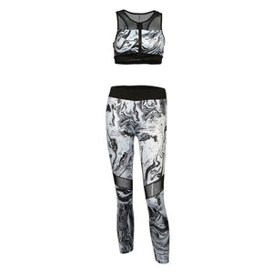 Women's Two Piece Workout Set